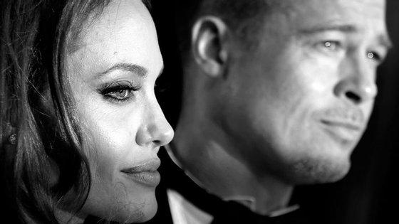 Jolie e Pitt estiveram juntos durante 12 anos.