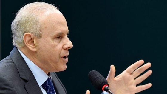 Guido Mantega foi ministro do Planeamento, Orçamento e Gestão e das Finanças de Lula da Silva e ministro das Finanças de Dilma Rousseff