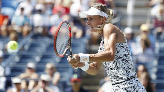 Este foi o segundo título da carreira de Lesia Tsurenko