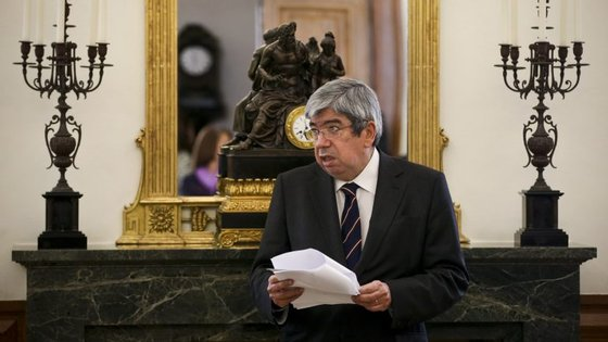 A sessão de abertura estará a cargo do Presidente da Assembleia da República