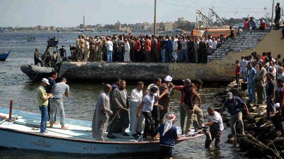 A média de migrantes que chega diariamente às ilhas gregas é de 85 pessoas