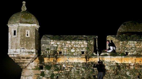 O Forte de Peniche é um dos trinta edifícios históricos que vão ser concessionados a investidores privados