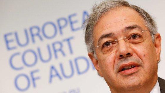 Vitor Caldeira preside ao Tribunal de Contas desde 2016
