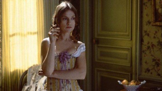 Isabell Huppert no filme Madame Bovary de Claude chabrol