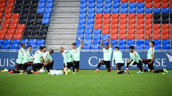 """""""Tenho esse sonho de chegar ao patamar de jogadores como Pauleta e Nuno Gomes"""", assumiu André Silva"""