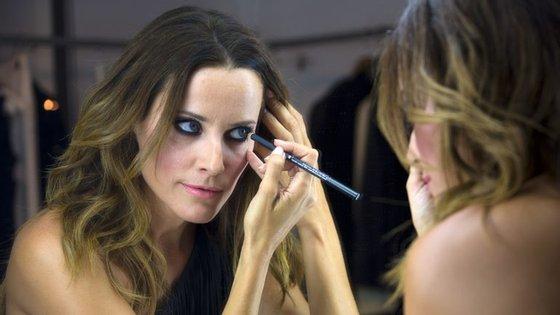 Maria João Bastos escolheu 13 produtos, divididos entre look de dia e de noite.