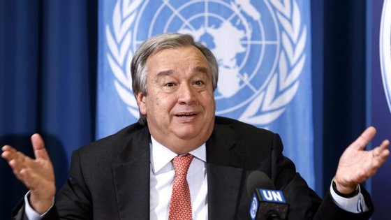 Conselho de Segurança da ONU aclamou o antigo primeiro-ministro português como secretário-geral na quinta-feira