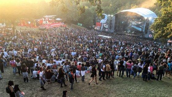 GNR passa terreno do festival a pente fino a cada vez que termina o certame