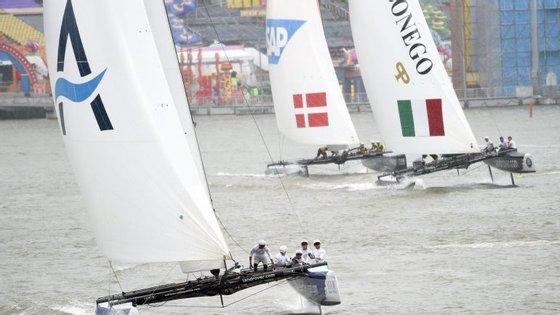 A região madeirense será a terceira das oito etapas do circuito para os veleiros mais rápidos do mundo