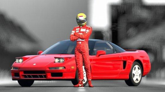 Robert Albas, um realizador norte-americano pouco conhecido, decidiu recordar a relação entre Ayrton Senna e a primeira geração do Honda NSX