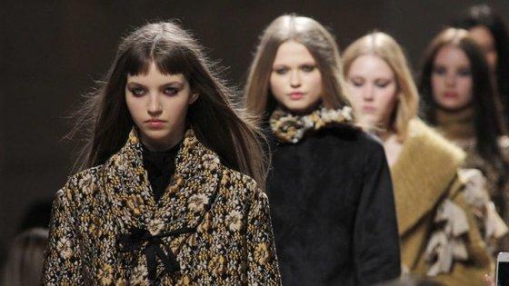 A modelo Maria Clara também vai regressar à passerelle do Portugal Fashion para desfilar com conjuntos de primavera/verão 2017.