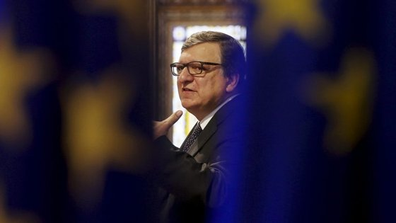 """Durão Barroso defende que não pode ser """"responsabilizado por coisas que o banco possa ter feito no passado""""."""