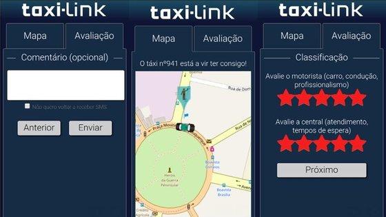 Na aplicação ou através de uma página web, só quem utilizou o serviço pode ler os comentários e fazer uma avaliação.