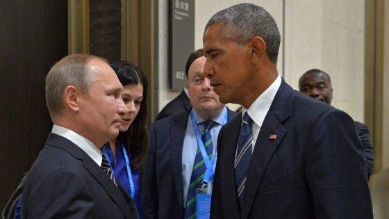 Conversações entre Rússia e EUA sobre situação da Síria