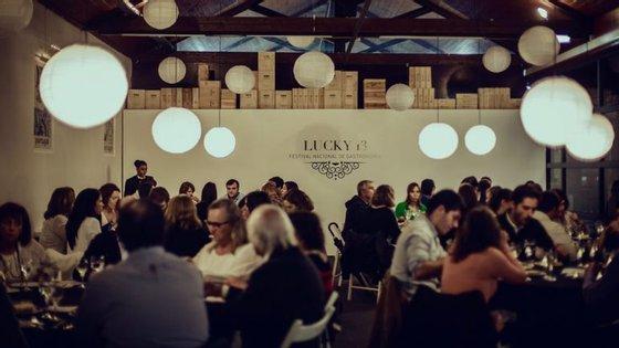 18 dos mais jovens e talentosos chefs nacionais fazem parte do cartaz do Lucky 13.