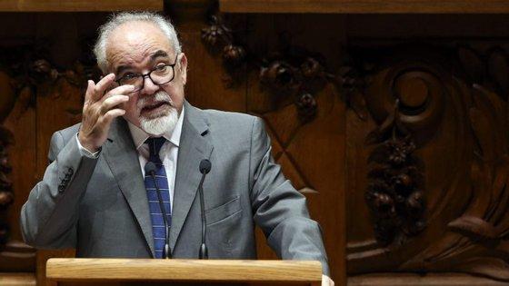 Vieira da Silva, ministro do Trabalho, Solidariedade e Segurança Social