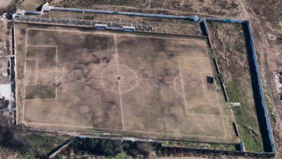 Clube está obrigado pela Associação de Futebol Argentina a alterar o erro até 15 de dezembro. Se não o fizerem arriscam o encerramento definitivo do campo