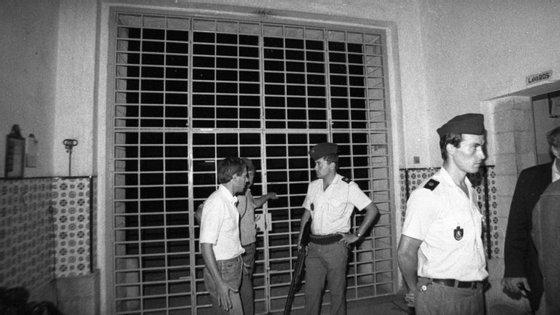 Prisão preventiva para suspeito de roubos e sequestros em Aveiro