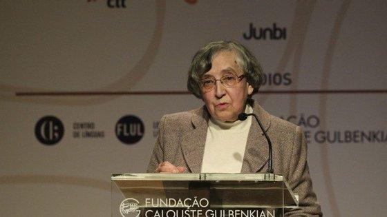 A presidente do Conselho de Finanças Públicas, Teodora Cardoso