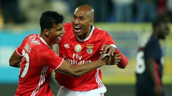 Luisão volta a apurar o Benfica na Taça de Portugal, após aquele 4-3 ao Sporting em 2013