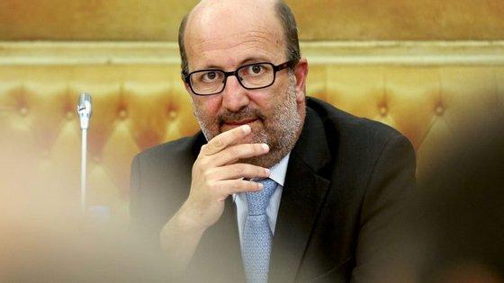 """O ministro já garantiu que não há qualquer """"perigosidade"""" em relação aos resíduos"""