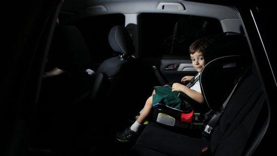 """A campanha """"Audi Safety Alerts"""" tem o apoio da Bebé Confort e da Associação para a Promoção da Segurança Infantil"""