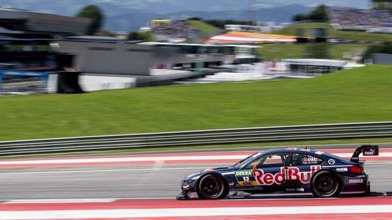 Félix da Costa partiu da 'pole position' mas não conseguiu terminar sequer no pódio