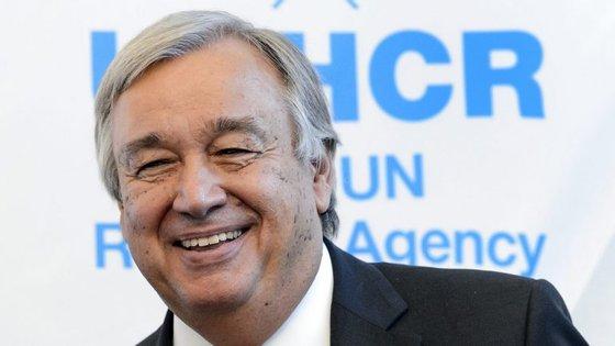 António Guterres vai assumir o cargo de secretário-geral da ONU a 1 de janeiro de 2017