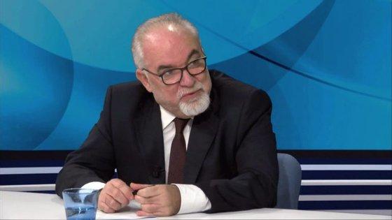 Quaisquer que sejam as alterações não vão afetar as pensões em pagamento, garante o ministro Vieira da Silva