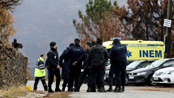 Na quarta-feira as buscas concentraram-se no distrito de Vila Real