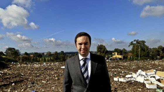 Jorge Moreira da Silva foi ministro do Ambiente do Governo de Passos Coelho entre 2013 e 2015 e é vice-presidente do PSD desde 2010