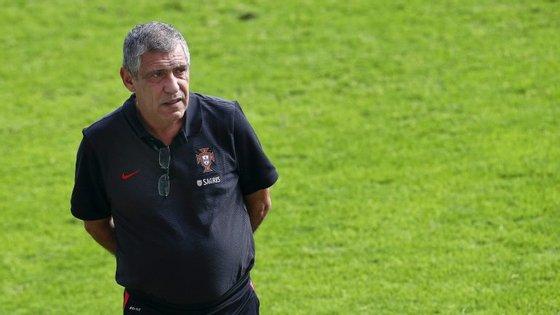 Fernando Santos congratulou-se por ver que o feito da seleção nacional fez despertar o orgulho em ser português