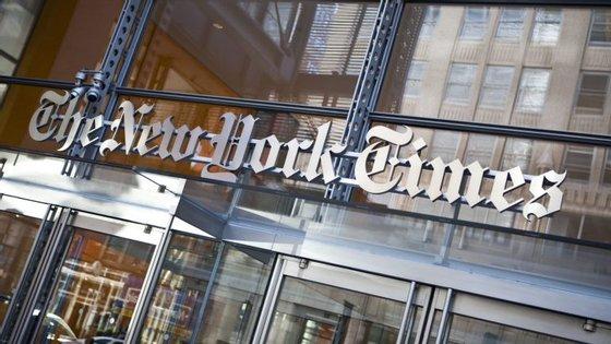 O The New York Times foi fundado a 8 de setembro de 1851