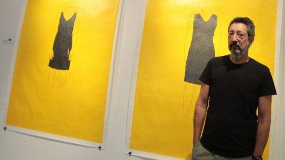 """Exposição """"Void"""" irá receber obras dos artistas Júlio Pomar e Julião Sarmento"""