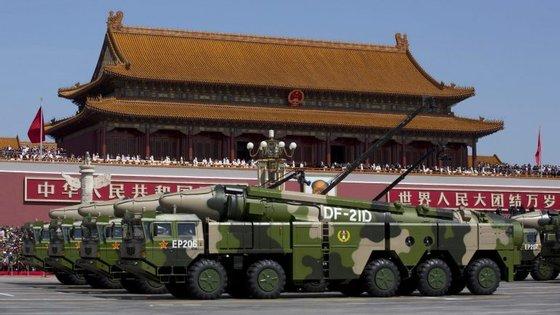 Para Xi Jinping cada geração tem a sua Longa Marcha e deve agir à sua maneira