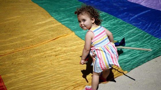 Menos 55.699 crianças receberam abono de família, em setembro, comparativamente a agosto