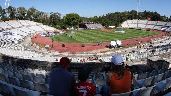 O Sporting de Braga, atual detentor da taça, joga com o Santa Clara, dos Açores