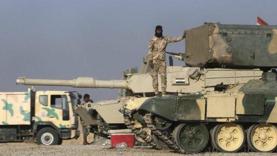 Iraque marca posição e afirma que não quer que nenhum país interfira nas suas decisões