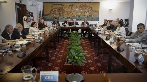 A proposta foi aprovada com os votos favoráveis do PSD, BE, CDS e PAN e os votos contra do PS, PCP e PEV