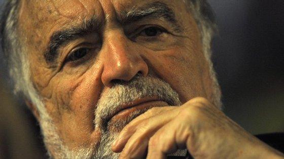 Manuel Alegre é o presidente do júri do Prémio Leya