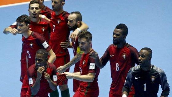 Portugal irá defrontar Roménia e Finlândia na qualificação para o próximo Euro de futsal