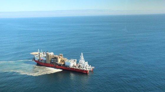 Já foram extraídos cerca de 16 milhões de quilates do mar