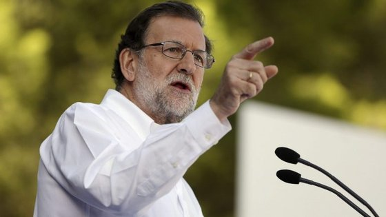 Mariano Rajoy só deverá conseguir ser eleito na segunda votação e poderá tomar posse na próxima segunda-feira