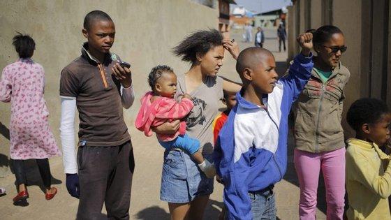 Grande parte dos africanos vê a influência da China como algo positivo