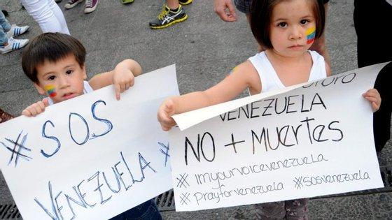 Mortalidade materna e infantil tem aumentado, na Venezuela
