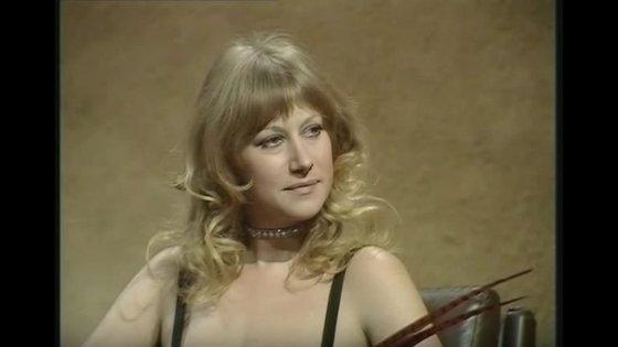 À data da entrevista, Helen Mirren tinha 30 anos.