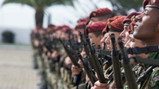 Mais de 20 militares sentiram-se mal no curso, a 4 de setembro
