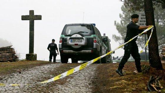 Pedro do Carmo nega qualquer descoordenação nas buscas pelo suspeito