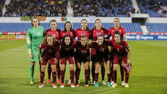 Seleção feminina apurou-se pela primeira vez para uma fase final de um Europeu