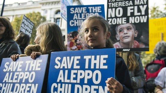 """""""Tememos que a coligação liderada pelos Estados Unidos tenha subestimado de forma significativa o dano causado aos civis"""", afirmou uma responsável da AI em Beirute"""